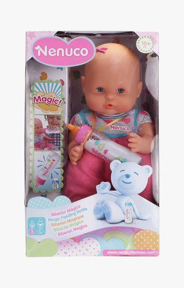 Hamleys | Nenuco with Magic Feeding Bottle