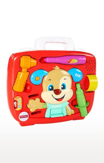 Beados | Fisher-Price Laugh and Learn Puppy's Check-Up Kit
