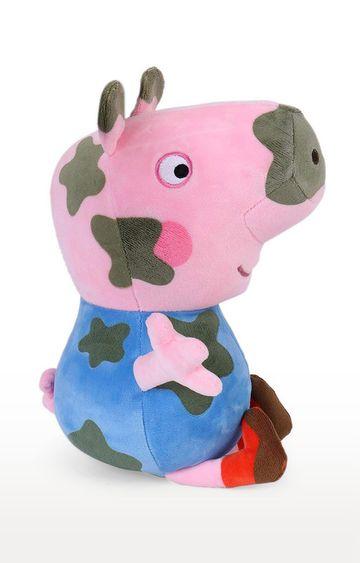 Beados   George Pig Muddy Plush