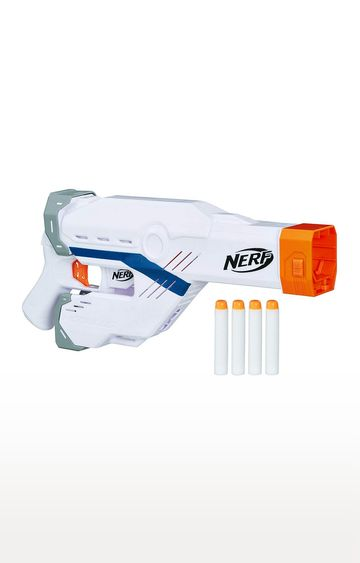 Hamleys | Nerf E0626 Modulus Mediator Stock Battle Toy
