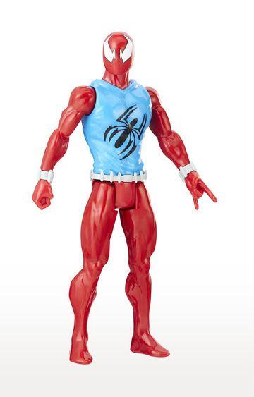 Beados | Spider Man Titan Hero Series Web Warriors - Marvel's Scarlet Spider