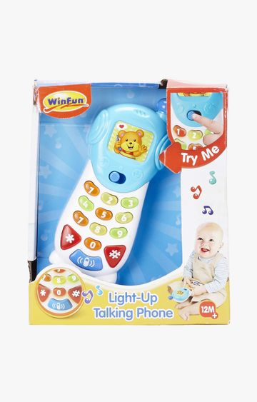 Beados | Winfun Lightup Talking Phone