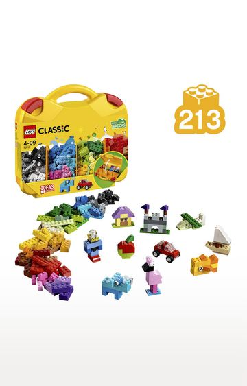Beados | Lego Classic Creative Suitcase Building Blocks