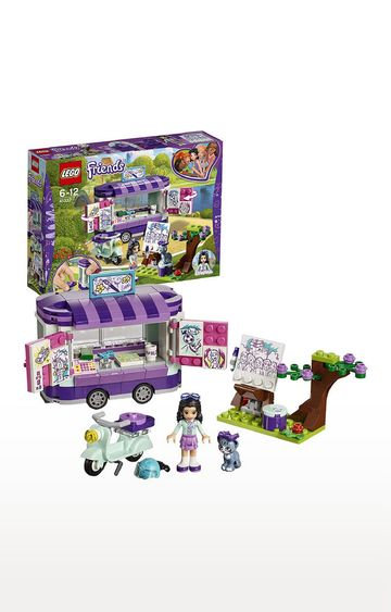 Beados | Lego Friends Emma's Creative Art Stand Building Blocks