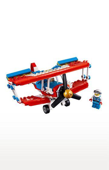 Beados   Lego Creator 3in1 Daredevil Stunt Plane Building Blocks