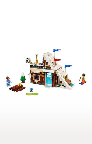 Beados | Lego Creator 3in1 Modular Winter Vacation Building Blocks