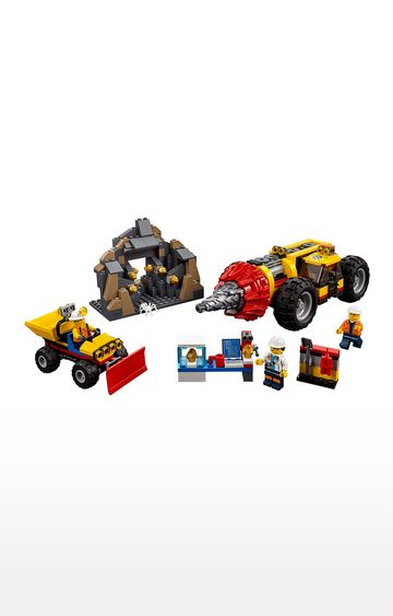 Beados | Lego City Mining Heavy Driller Building Blocks