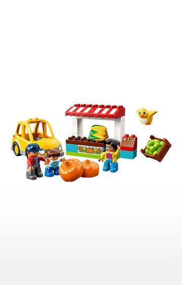 Beados | Lego Duplo Town Farmers Market Building Blocks