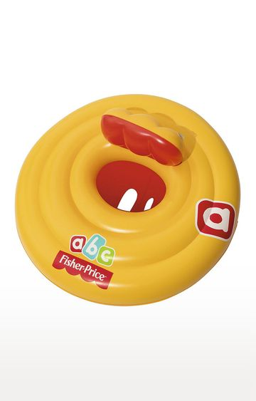 Hamleys | Bestway Fisher Price Baby Swim Float Swim Seat Vinyl