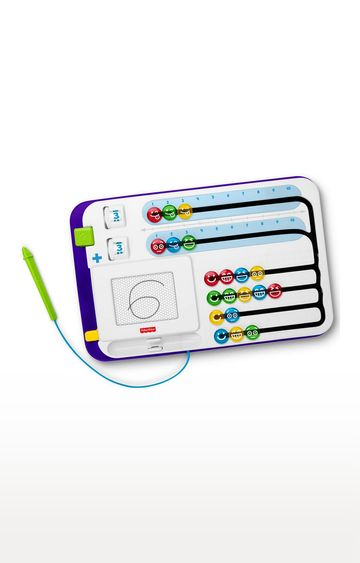 Hamleys | Fisher-Price Think and Learn Count and Add Math Centre