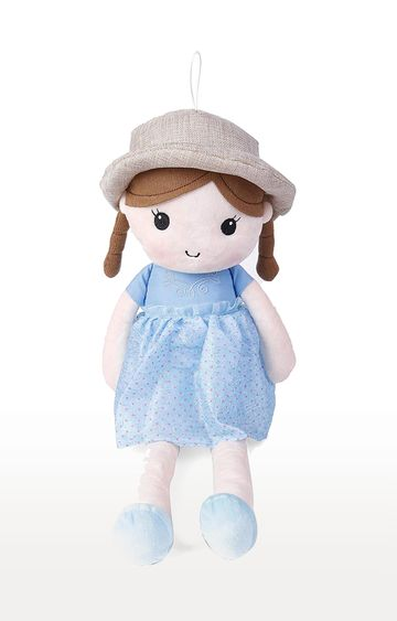 Beados | My Baby Floral Print with Hat Plush Doll