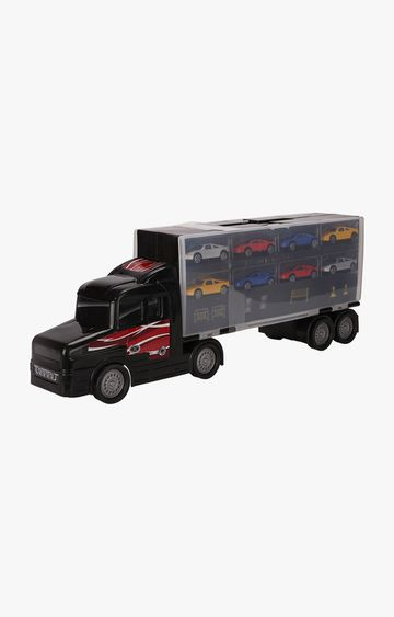 Beados | Teamsterz TZ Car Transporter - Set of 8