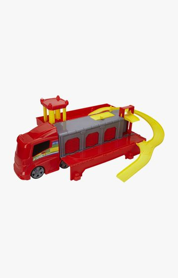 Beados | Teamsterz Teamsterz Fire Station Truck Playset