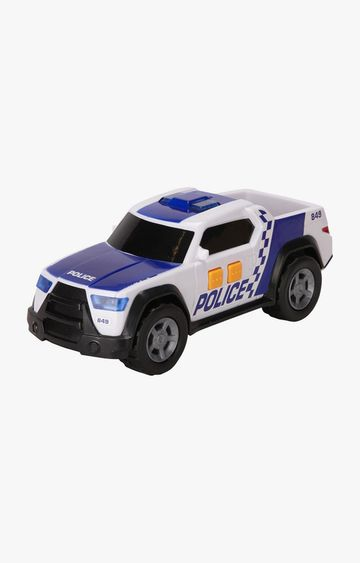 Beados | Teamsterz TZ Small Light and Sound Police Pick Up