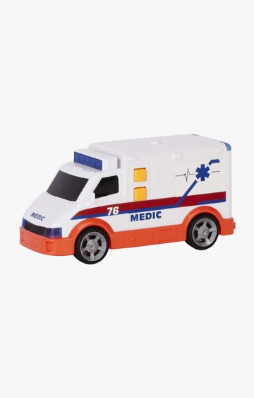 Beados | Teamsterz TZ Small Light and Sound Ambulance