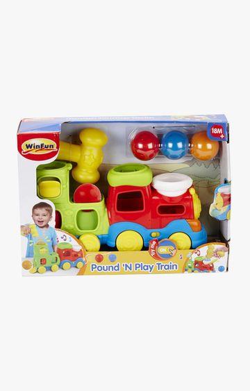 Beados | Winfun Pound 'N Play Train