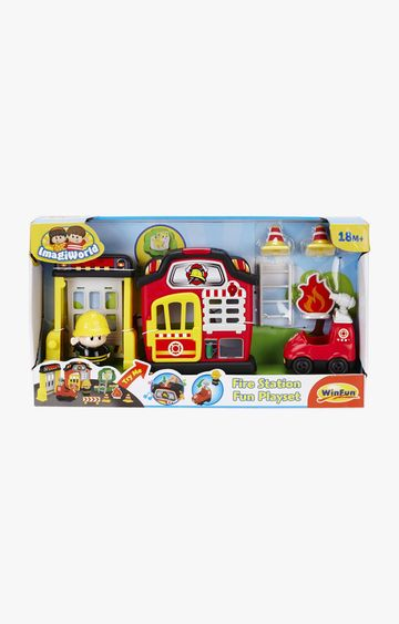 Hamleys | Winfun Fire N Rescue Playset