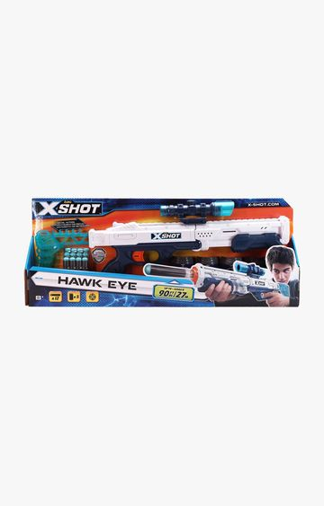 Beados | X Shot Excel Hawk Eye 5 Cans and 12Dart