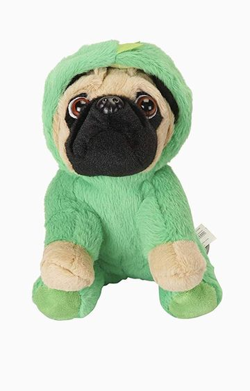 Beados | Cuddles Pug Soft Toy with Hood