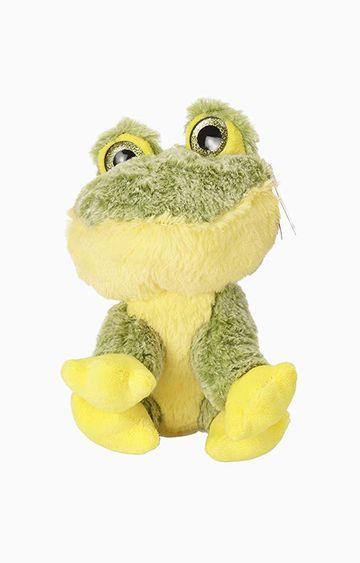 Hamleys | Cuddles Dual Tone Frog Soft Toy