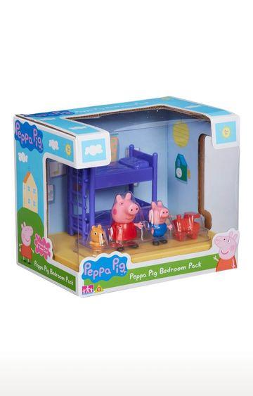 Beados | Planet Superheroes Peppa-Pig and George Pig Figures Playset