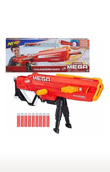 Beados | Nerf Thunderhawk AccuStrike Mega Toy Blaster