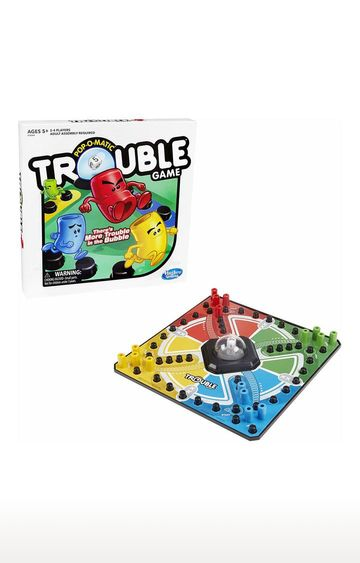 Beados | Hasbro Games Trouble Game