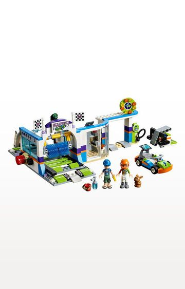 Beados | Lego Friends Mia's Spinning Brushes Car Wash Building Blocks