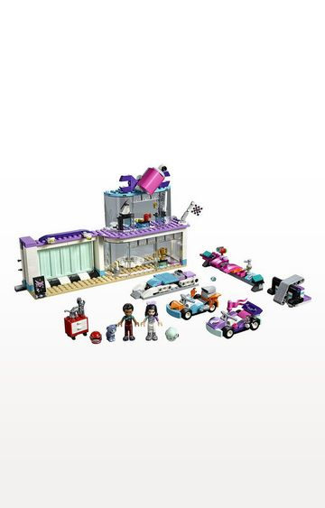 Beados | Lego Friends Creative Tuning Shop and Go Kart Building Blocks