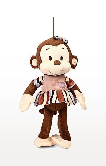 Beados | My Baby Excels Monkey Plush