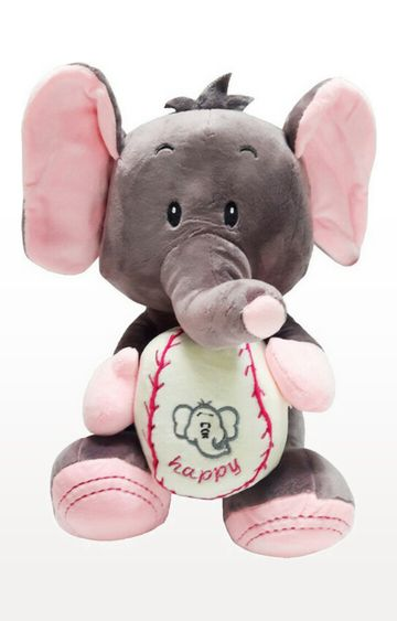 Beados | My Baby Excels Cute Elephant with Ball Plush