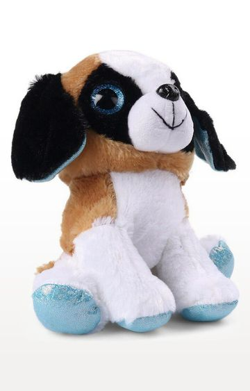Beados | Saint Bernard Puppy Plush with Sparkle Eyes