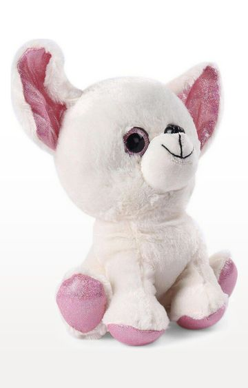 Hamleys | Chihuahua Puppy Plush with Sparkle Eyes and Ears