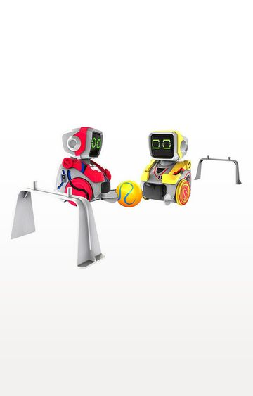 Beados | Silverlit Kickabot 3 in 1 Game Edition with Remote Control