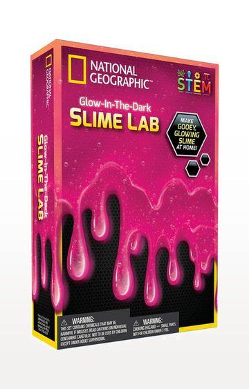 Beados | National Geographic Slime DIY Science Lab Make Glowing Slime