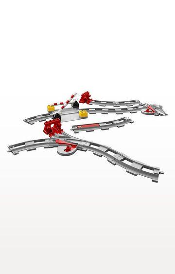 Beados | Lego Duplo Train Tracks Building Blocks