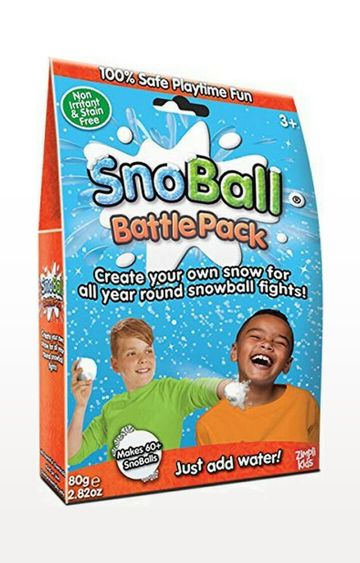 Hamleys | Zimpli Kids Snoball Battle Single Pack