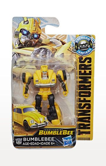 Hamleys | Yellow Transformers Bumblebee Movie Toys