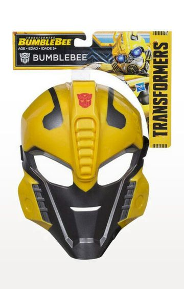 Hamleys | Yellow Transformers Bumblebee Mask