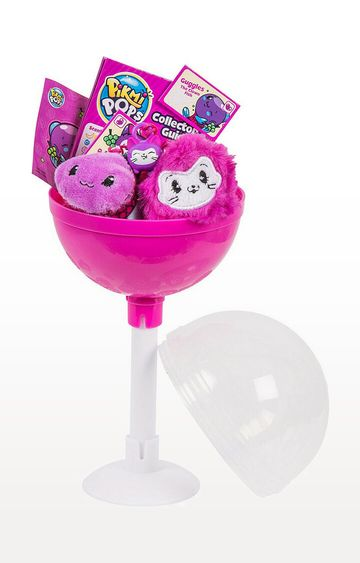Beados | Pink Pikmi Pop Medium Plush Collectible