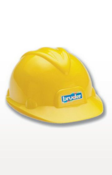 Hamleys | Bruder Construction Toy Hard Hat