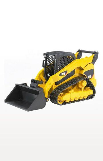 Hamleys | Yellow Bruder 2136 Caterpillar Multi Terrain Loader