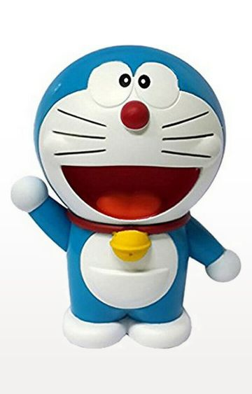 Hamleys | White Doraemon Figurine