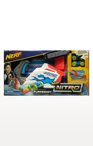 Hamleys | Nerf Nitro Flameshot Set