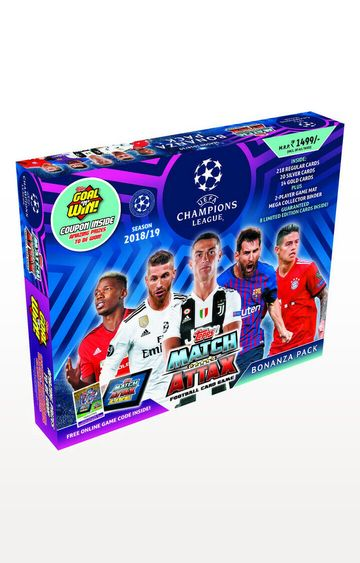 Beados | Topps Uefa Champions League Tcg Collection Bonanza Pack 2018-19 By Topps