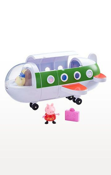 Hamleys | Peppa Pig 06227 Air Peppa Jet Figure