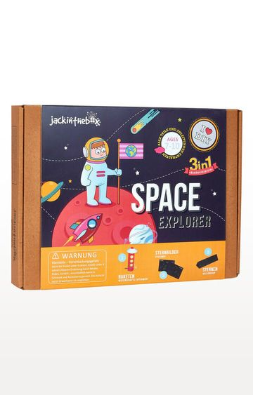 Beados | Jackinthebox Space Themed Craft Kit