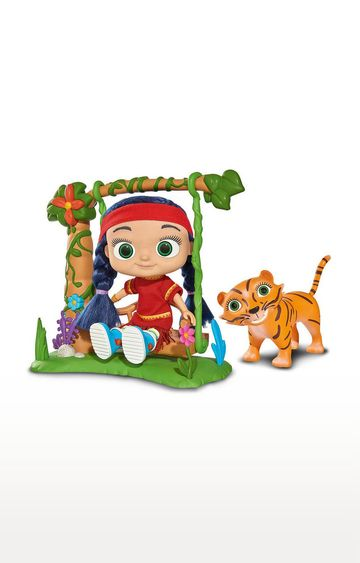 Hamleys | Simba Wissper Forest World Play Set