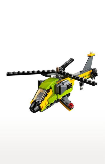 Beados | Lego Creator Helicopter Adventure Building Blocks