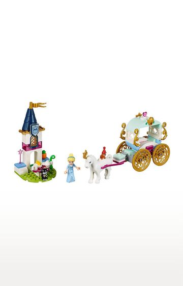 Beados | Lego Disney Princess Cinderella's Carriage Ride Building Blocks